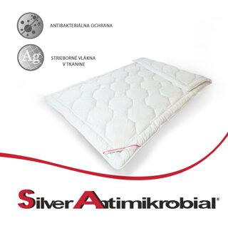 Antialergický paplón Silver Antimikrobial so striebornými vláknami | Áčko.sk